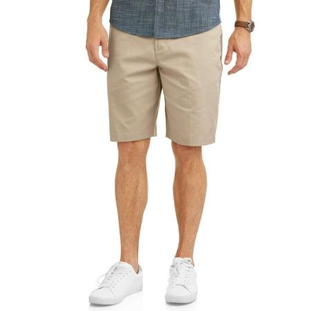 Young Men's Flat Front Short