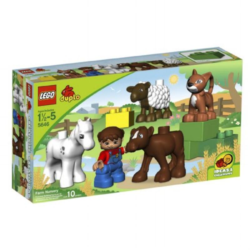 Lego Duplo Legoville Farm Nursery (5646)
