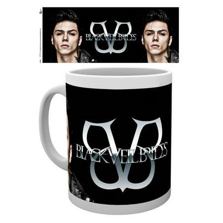 Black Veil Brides - Ceramic Coffee Mug / Cup (Andy Biersack Solo)