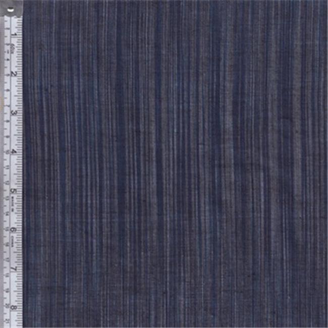 Textile Creations WR-045 Winding Ridge Fabric, Blue, 15 yd.