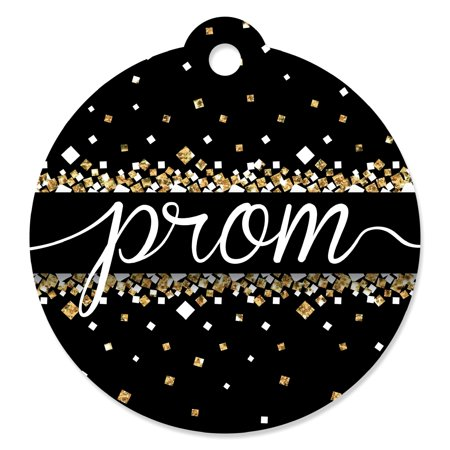 Prom - Prom Night Party Favor Gift Tags (Set of 20) - Prom Favors