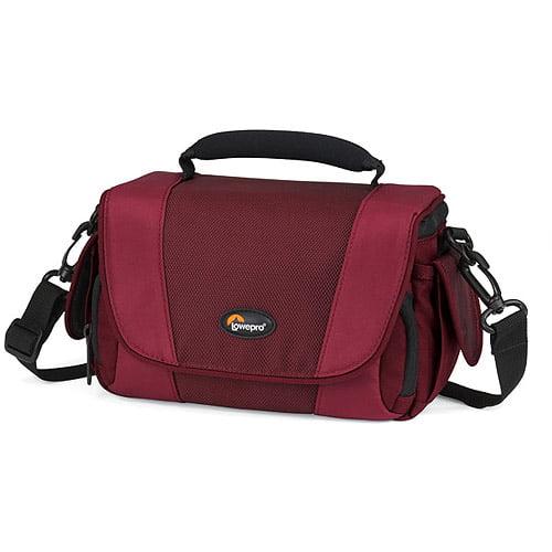 LowePro Edit 130 Bordeaux Red Camcorder Bag