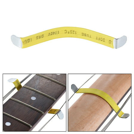- Guitar String Separator Luthier Frets Polish Strings Metal Separate Tool for Folk Classic Acoustic Electric Guitars Bass Repair Maintenance