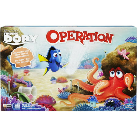 operation board game instructions