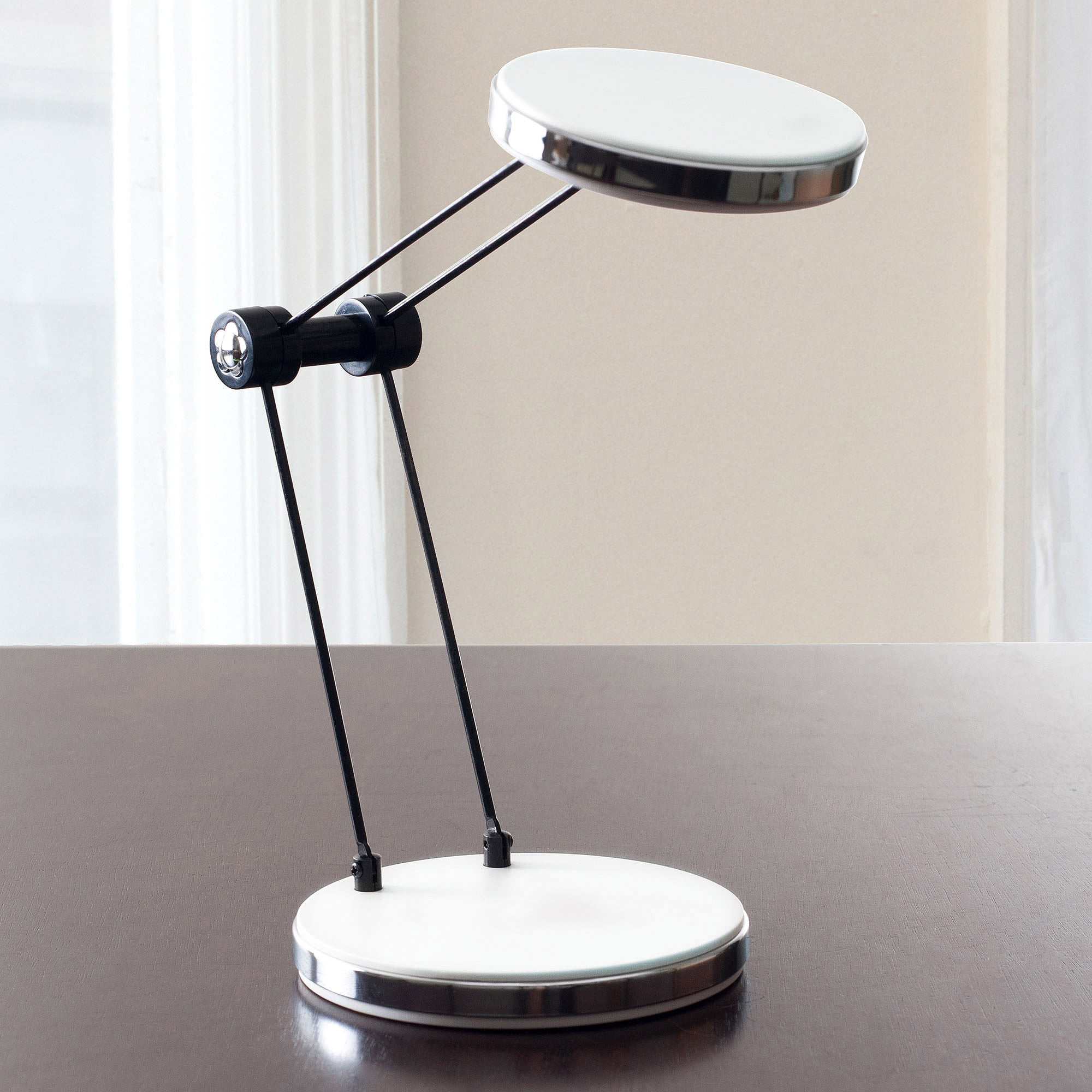 lavish home led usb foldable desk lamp