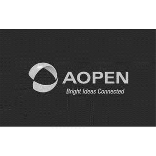 AOPEN 791-DED00-A110 4GB & 64GB Full Fanless System Solid State Drive Windows Embedded 7