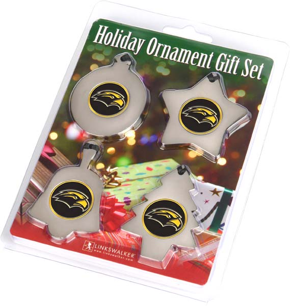 Southern Miss Ornament Gift Pack