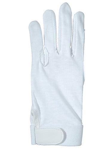 SSG Velcro Wrist Gripper Gloves 8 Black