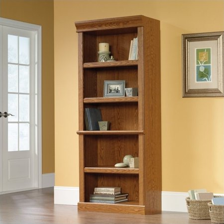 Sauder Orchard Hills 5 Shelf Bookshelf