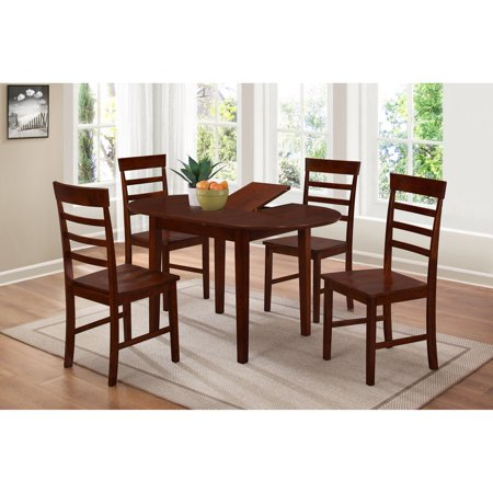 4D Concepts Bridgeport Butterfly Extension Dining Table