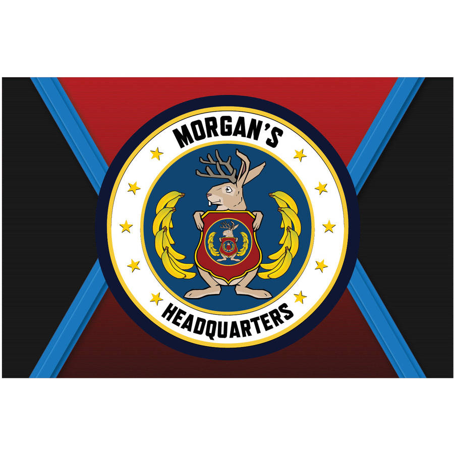 Personalized Odd Squad Headquarters Floor Mat