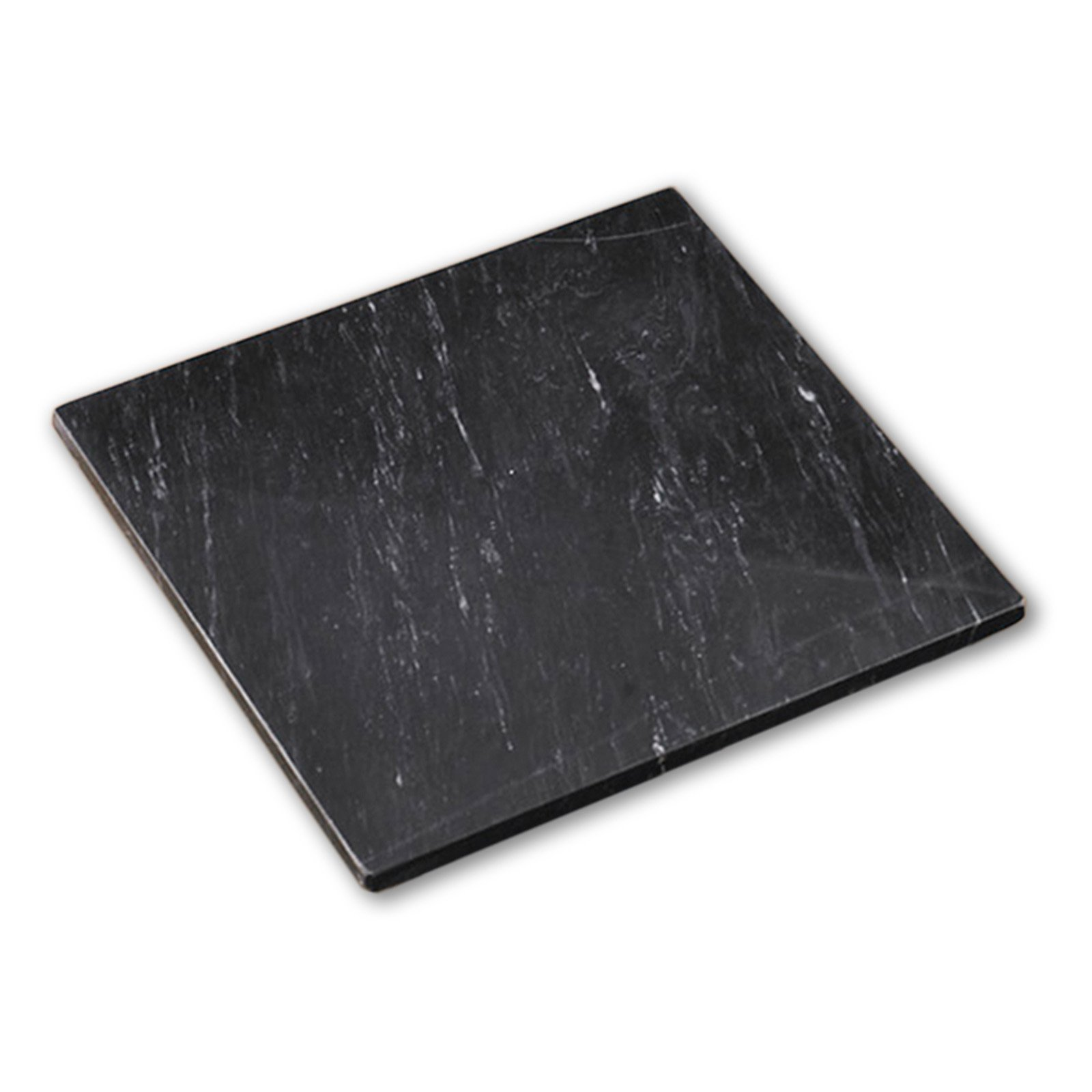 Creative Home Champagne Marble 12 x 12 in. Pastry Board