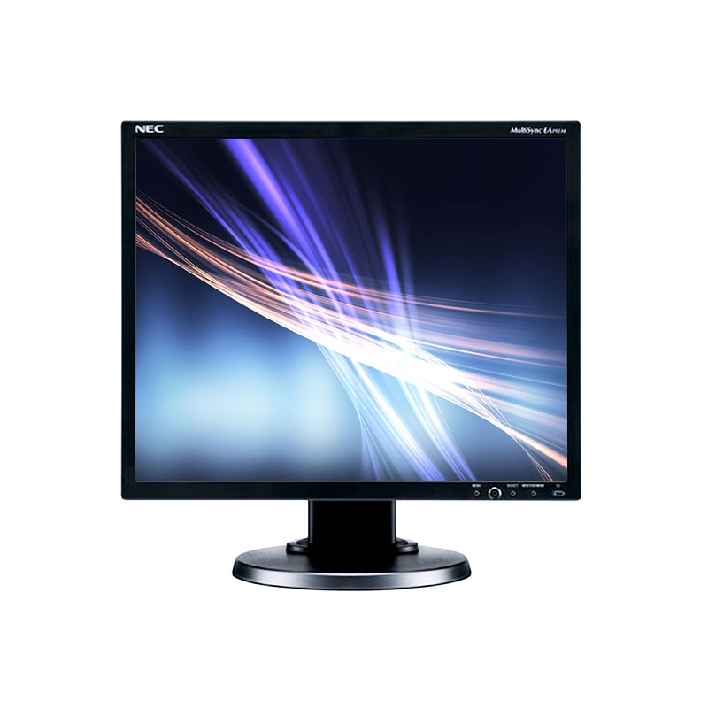 "Refurbished Nec EA192M 1280 x 1024 Resolution 19"" LCD Flat Panel Computer Monitor Display"
