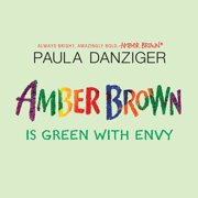 Amber Brown is Green With Envy - Audiobook
