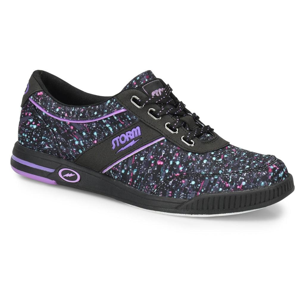 Storm Womens Galaxy Bowling Shoes- Multi 9 1/2