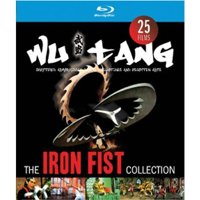 Wu Tang: The Iron Fist Collection (Blu-ray) (Widescreen)