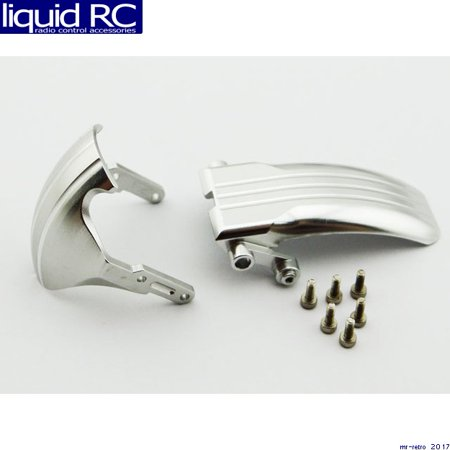 Hot Racing HOR7708 Aluminum Front Fender and Tail Fairing Set.
