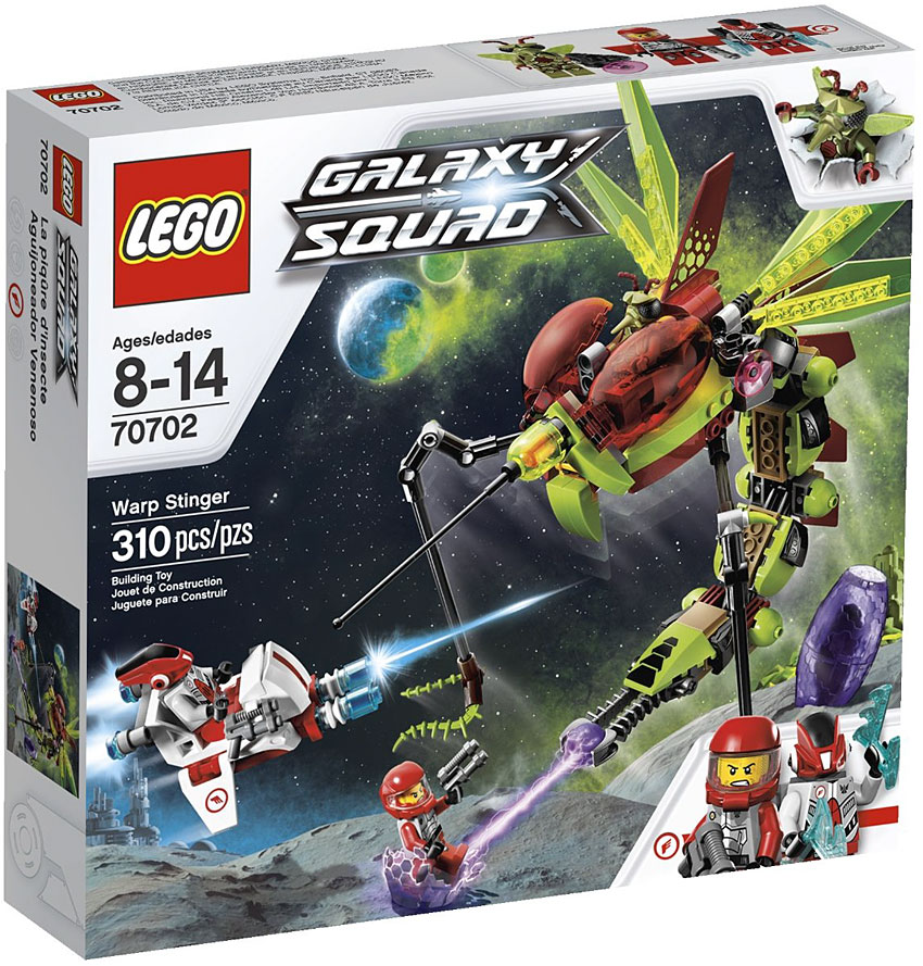 LEGO Space Warp Stinger Play Set