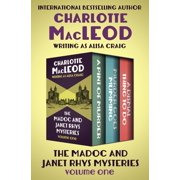 The Madoc and Janet Rhys Mysteries Volume One - eBook