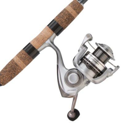 Fenwick Pflueger Iron Hawk Spinning Reel and Fishing Rod Combo