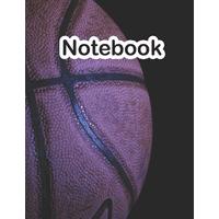 Notebook: Basketball theme (Paperback)