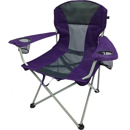 Ozark Trail Oversize Mesh Quad Camping Chair