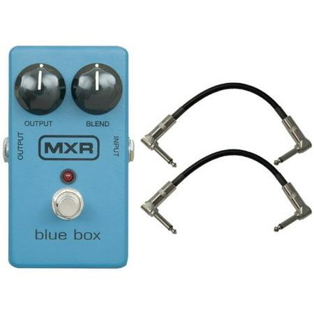 - Dunlop MXR M-103 Blue Box Octave Fuzz Pedal w/2 Free 6