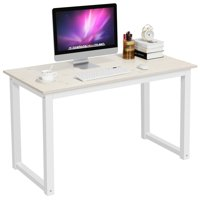 Deals on SmileMart Modern Home Office Computer Desk