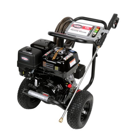 Simpson PowerShot Gas-Powered Commercial Pressure Washer, (Best Small Power Washer)