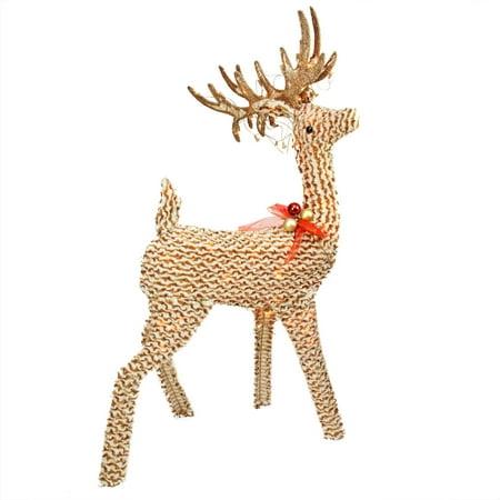 Outdoor Reindeer Decorations - 48.5