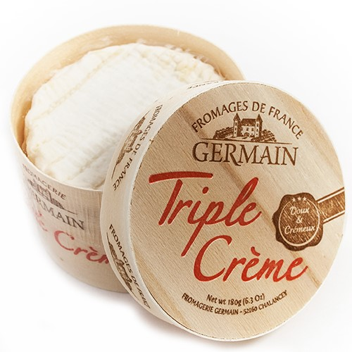Triple Creme by Fromagerie Germain
