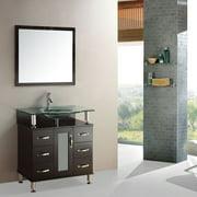 Kokols 9142a 36 in. Single Sink Bathroom Vanity