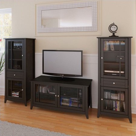 Nexera Elegance 3-Piece 49″ Entertainment Package in Espresso