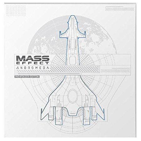 Mass Effect Andromeda Vinyl Soundtrack Deluxe