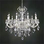 Image of Allegri by Kalco Lighting 022153-017-FR001 Rafael 13 Light Chandelier in Two Ton