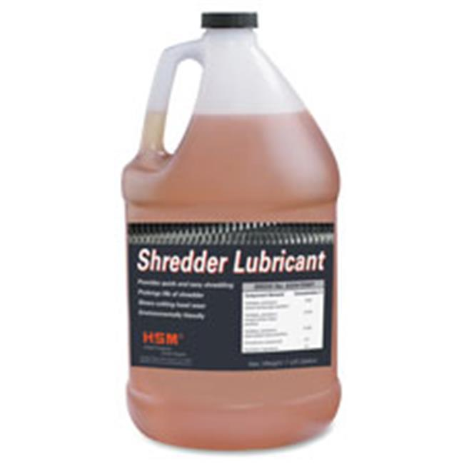 Hsm HSM315 Shredder Lubricant, One Gallon - image 1 de 1