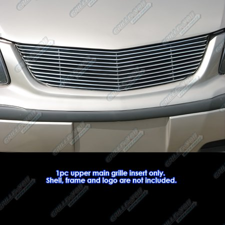 Fits 00-05 Chevy Impala Billet Grille Insert
