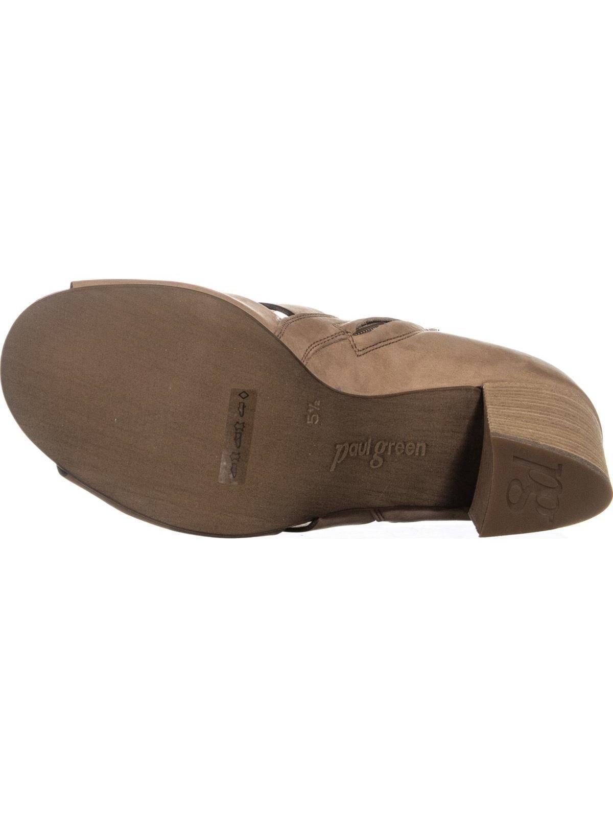 3c248b31df2 Paul Green Michelle Strappy Block Heel Sandals