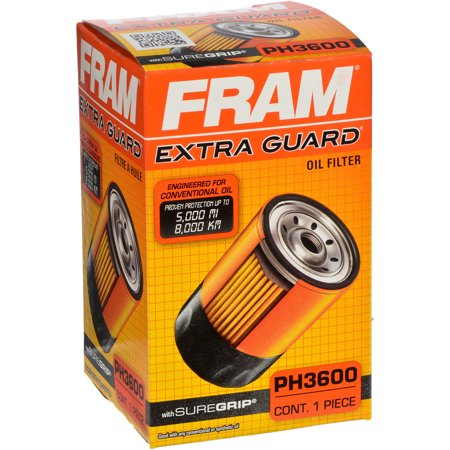 fram fuel filter housing fram extra guard oil filter, ph3600 - walmart.com fram fuel filters applications