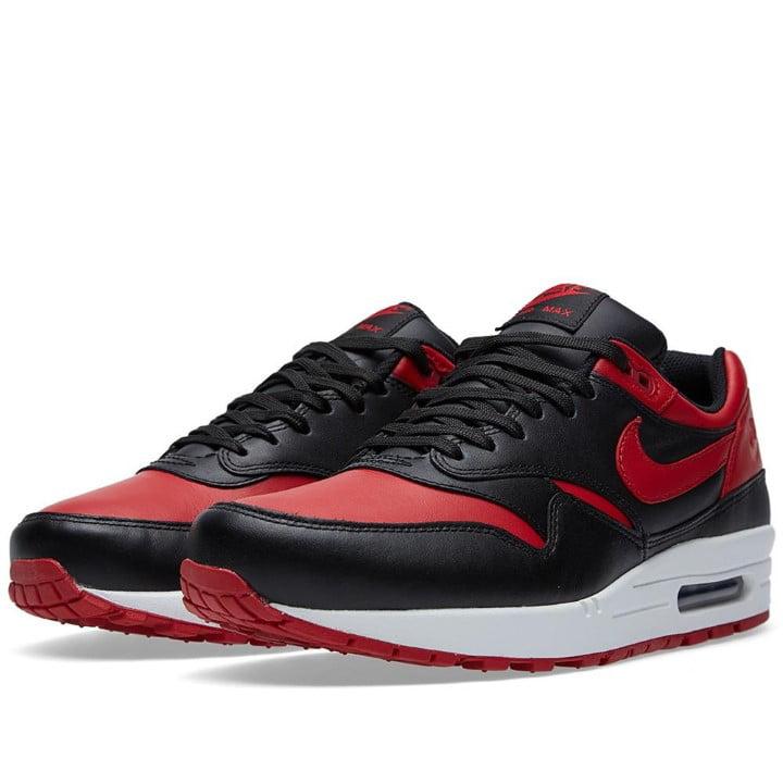 cd167e3492a Nike - Men - Air Max 1 Premium Qs 'Bred' - 665873-061 - Size 6.5 | Walmart  Canada