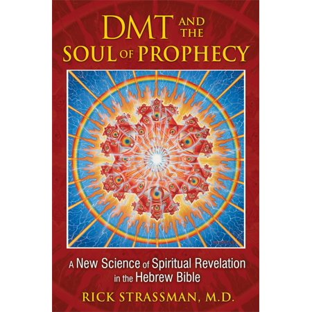 DMT and the Soul of Prophecy : A New Science of Spiritual Revelation in the Hebrew