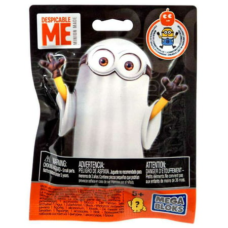 Mega Bloks Despicable Me Minion Made Mystery Minions Halloween Mystery Pack](Halloween Minions)