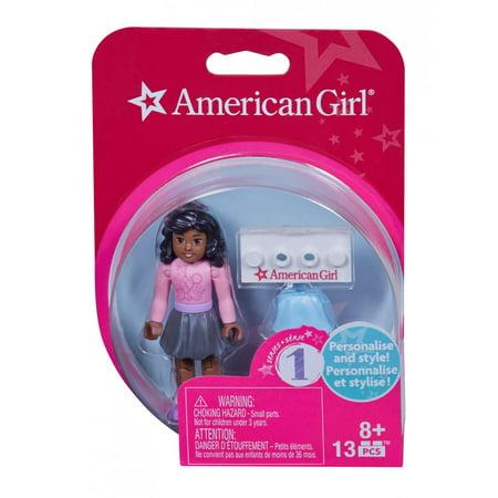 Mega Bloks Series 1 American Girl  7 Collectible Figure