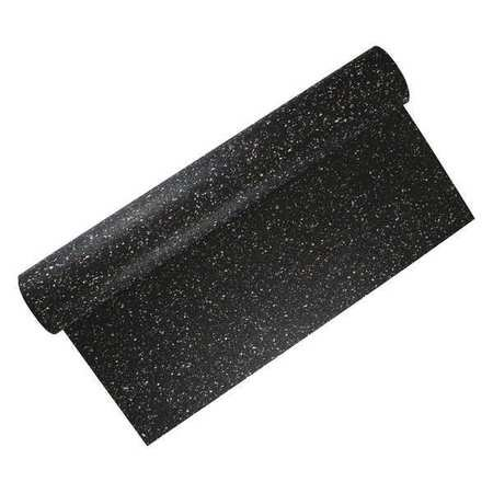 8501-1/16H Recycled Rubber, 1/16 In Thick, 24x48 In