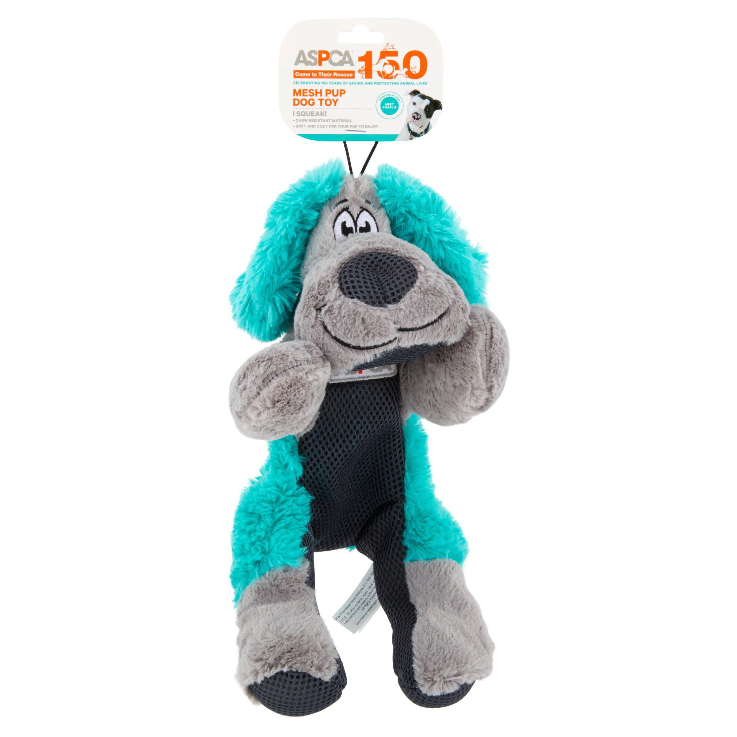 ASPCA Mesh Pup Dog Toy