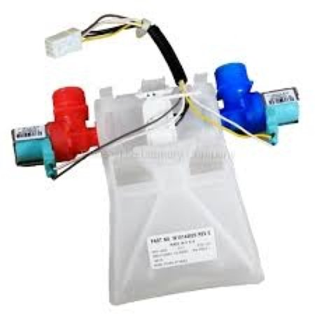 Edgewater Parts W10144820, WPW10144820 Whirlpool Washer Water Valve Assembly Water Valve Part