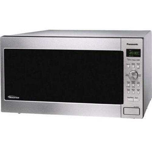 Panasonic Genius Prestige Nn Sd962s Microwave Oven
