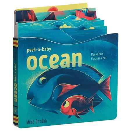 Peek-a-Baby: Ocean : Peekaboo flaps inside!