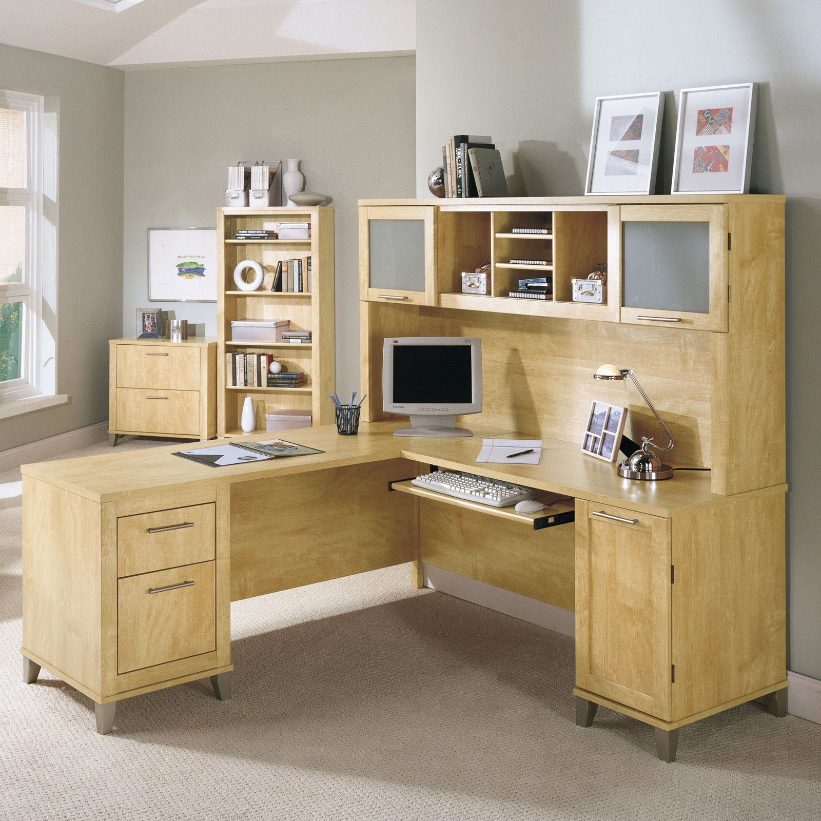 return l left doctorapp the design office furniture shaped hutch co and way image of desk with