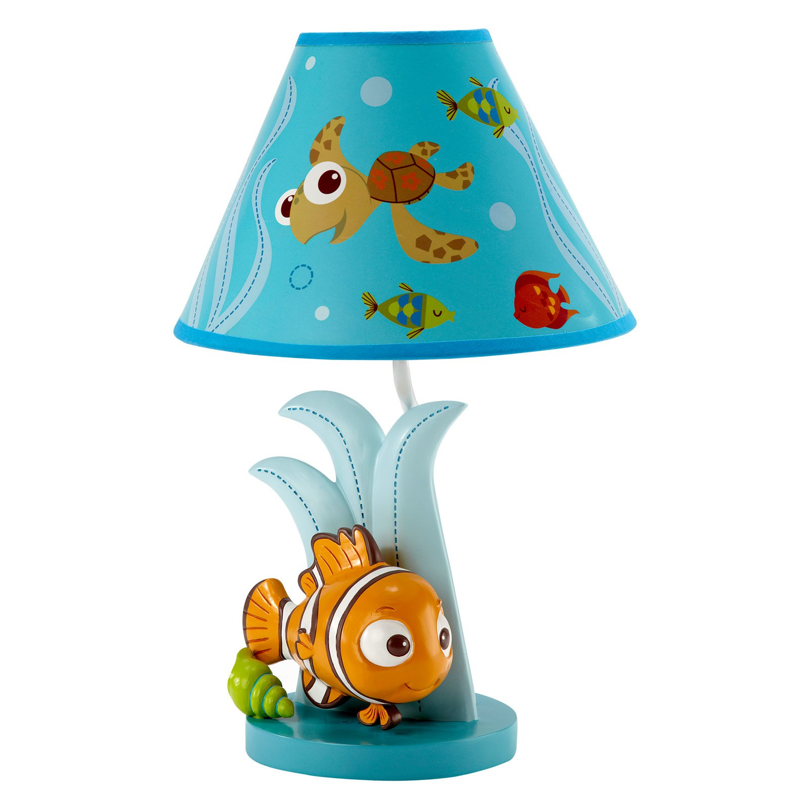 Disney Nemo Lamp & Shade